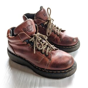 DOC MARTENS Vintage 9365 Chunky Platform Boots
